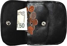 Small Soft Leather Ladies Wallet  2 Billfold Change purse coin wallet BNWT