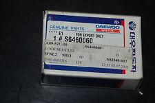 ORIGINAL DAEWOO SCHLOSS KOFFERRAUMDECKEL GM S6460060 NUBIRA CHEVROLET NEU