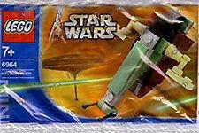 Lego 6964 Star Wars Mini Boba Fett Slave I Promotional polybag Sealed New
