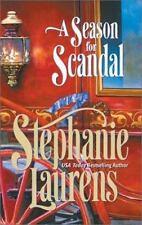 A Season For Scandal: Tangled ReinsFair Juno Laurens, Stephanie Mass Market Pa