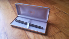 OMAS 80s Fountain Pen Round NIB- Never for Retail BRAND NEW BOXED