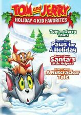 TOM AND JERRY HOLIDAY TRIPLE FEATURE NEW DVD