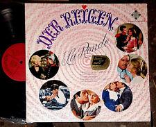 SOUNDTRACK (O.S.T.) DER REIGEN LA RONDE MICHEL MAGNE LP (SLE 14 347-P) STEREO
