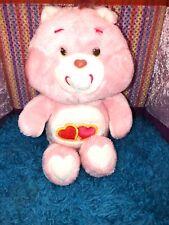 Vguc-Vintage-13� 1983 Care Bears Love A Lot Bear CareBear Plush Love-a-lot
