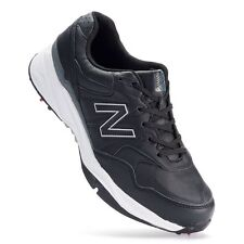 New Balance 1701 Men's Golf Shoes Size 8.5 4EE Extra Wide Black  New in box!