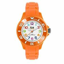 Ice Watch Orange Small Kids Water Resistant Wrist Watch MN.OE.M.S.12 RRP $89