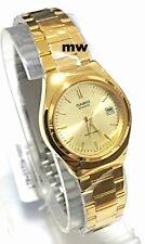 Casio Women's Gold Tone Date Quartz Fashion Classic Analog Watch LTP-1170N-9A