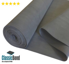 Rubber EPDM Roofing Membrane For Flat Roofs , 1.2mm ClassicBond  Waterproofing