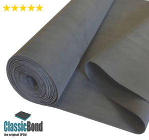 Rubber Roof Membrane For Flat Roofs , 1.2mm ClassicBond EPDM Roof Covering,