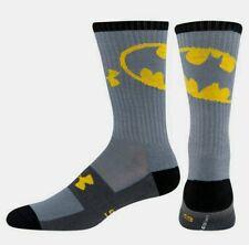 Under Armour Alter Ego Batman Performance Socks Men Medium (4-8.5) D.C.Comics
