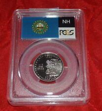 2000 S Proof New Hampshire State Quarter Graded Coin PCGS PR69 DCAM (G016)