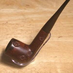 Estate Pipe Carved Benton Special Briar Smoking Pipe Made in USA