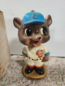 Vintage Chicago Cubs Bobblehead, Japan