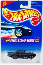Hot Wheels No. 290 Steel Stamp Series #4 '57 Chevy Ultra Hot Wheels New 1995
