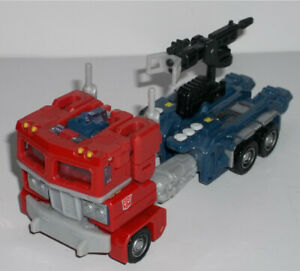 Transformers Classics OPTIMUS PRIME Deluxe Complete Ultimate Battle Figure