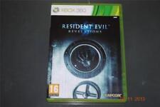 Jeux vidéo anglais Resident Evil multi-joueur