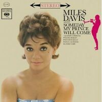 MILES DAVIS - SOMEDAY MY PRINCE WILL COME  VINYL LP NEW+