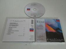 Richard Wagner – Ouverture E Vorspiele Emozioni / Decca - 440 279-2 CD Album
