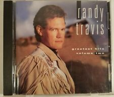 Randy Travis Greatest Hits Volme 2 (Two) CD (Warner Brothers) 11 Tracks 1992