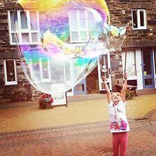 Dr Zigs Dragon Bubble Mix Ready-To-Go 1 Litre Children Outdoor Fun Huge Bubbles