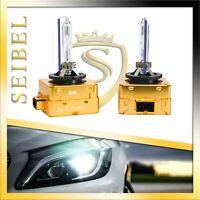 2 x Premium Xenon Brenner D1S Lampen Birnen für Qashqai J10 GOLD EDITION