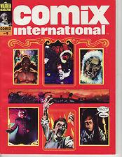 Comics International Magazine #4 Vf/Nm