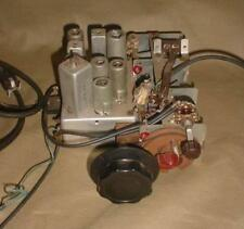 VINTAGE EARLY RADIO TUBE CONSOLE CAR CONTROL PART