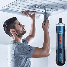Bosch Go Tournevis Électrique ajustable À Poignée Embouts sans fil 6 vitesses