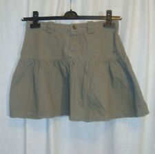 Ladies FAT FACE VINTAGE cotton mini skirt size 10/12 great co LOVELY