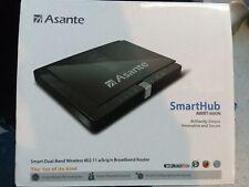 Asante Smart HUB AWRT-600N Dual Band Wireless Broadband