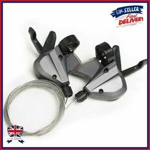 For Shimano Altus SL-M370 3/9/3x9-Speed Trigger Shifter Set