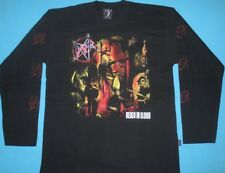 Slayer - Reign in Blood T-shirt Long Sleeve size L