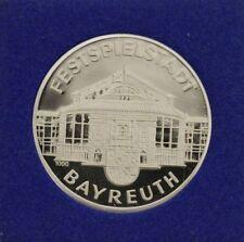 Polierte Platte thematische Medaillen aus Silber