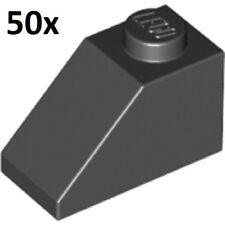 LEGO 50x SLOPE 2x1 LOT YOU PICK COLOR angle roof tile part piece #3040