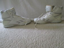 Vintage 80s 90s Reebok BB 4600 II Size 9 Shoes Sneakers High Tops