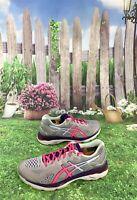 ASICS GEL KAYANO 23 Sz 11 Women's Running Shoes Light /Blue/Gray