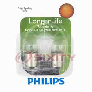 Philips Engine Compartment Light Bulb for Ford Country Sedan Country Squire jq