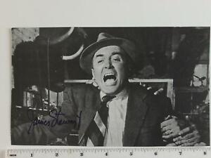 JAMES STEWART (1908-1997) AUTOGRAPH BOOK PLATE PHOTOGRAPH~