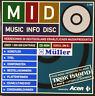 CD - MID - Music Info Disk - #A1270 - RAR, Musik-Katalog
