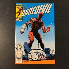 Daredevil #200 1983 Marvel Comics; John Byrne Cover; Bullseye