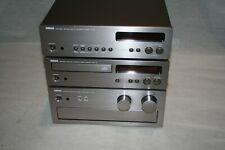 Yamaha Natural Sound AX-10 Amplifier, CDX-10 Disc Player TX-10 Tuner AM/FM