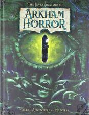 THE INVESTIGATORS OF ARKHAM HORROR GAMING BOOK