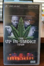 Sony PSP : The Up in Smoke Tour [UMD for PSP] Video Movie FAST FREE SHIPPING