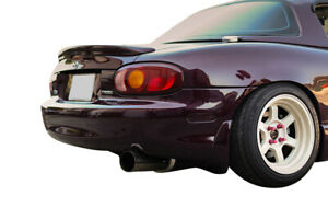 """ISR (ISIS) Performance 2.5"""" Circuit Spec Exhaust System for Mazda Miata NC 06-13"""