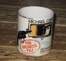 The Ipcress File Michael Caine Advertising MUG