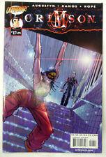 crimson 17  cliffhanger humberto ramos   image comics