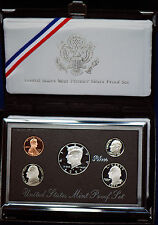 1997-s Premier SILVER Proof Set. Coins in Mint Made Custom Display Box