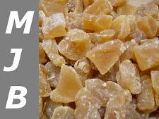 Ingwer Stücke sehr scharf, ungezuckert, ungeschw. Trockenfrüchte   1kg Thailand