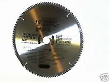 "4 pcs 10"" saw blades 120th carbide teeth Miter Saw Table Saw Wood Cutting Blade"