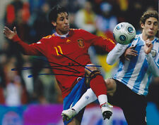 JOAN CAPDEVILA 2010 SPAIN WORLD CUP 2014 SIGNED AUTOGRAPH 8X10 PHOTO COA #2